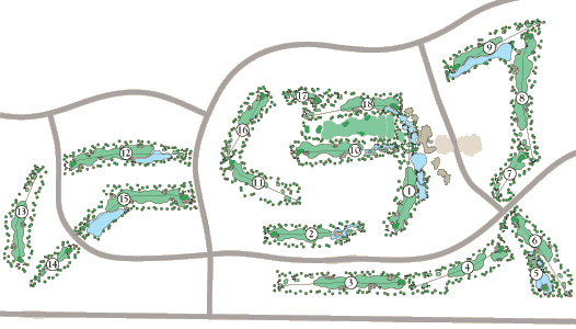 course-layout